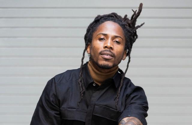 Rapper D Smoke