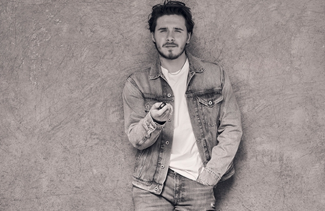Brooklyn Beckham is working with Pepe Jeans London