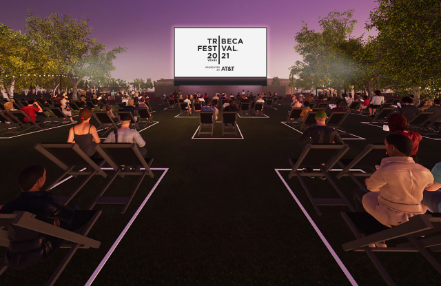 The Tribeca Film Festival returns in person this summer.