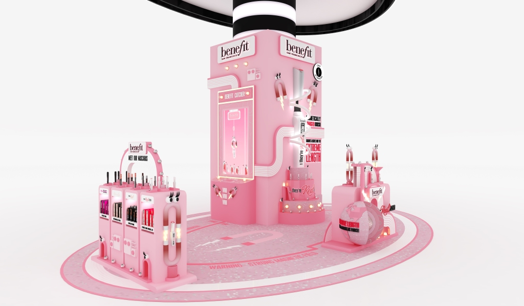 Benefit Cosmetics Sephora Dubai Mall