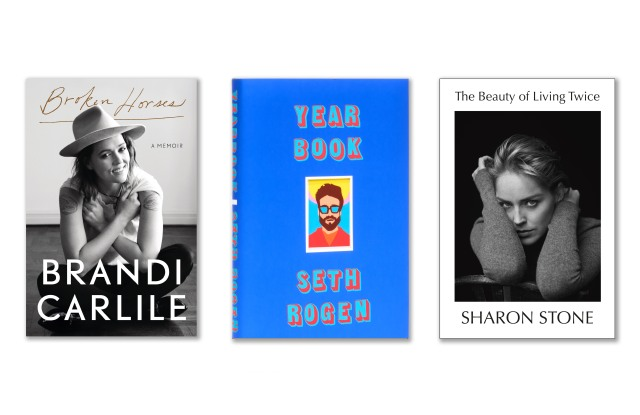 New books to read during spring 2021.