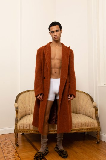 Christian Pellizzari Men's Fall 2021