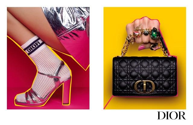 Dior fall campaign