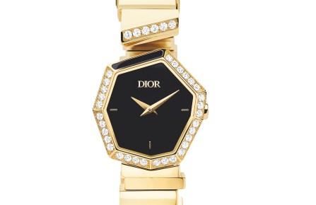 Gem Dior watches