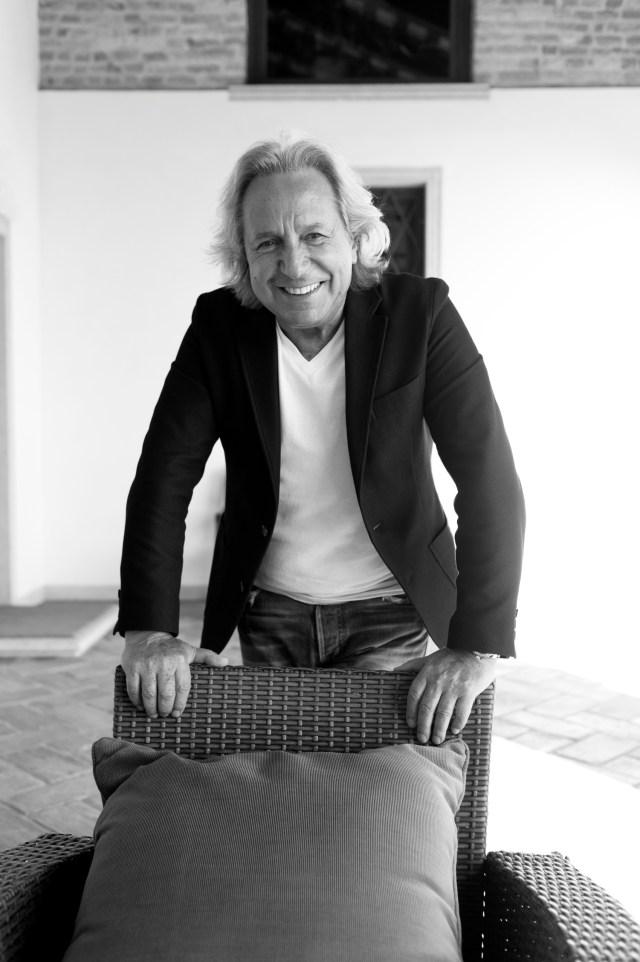 بنیانگذار FGF صنعت ، انزو فوسکو.