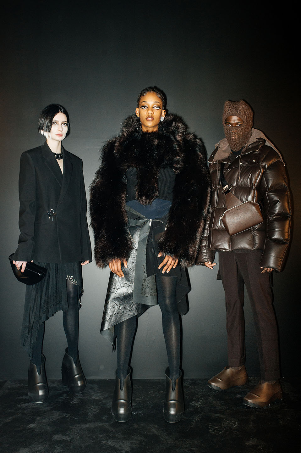 The Fall 20 Givenchy Show Felt Like Matthew Williams' Real Debut ...