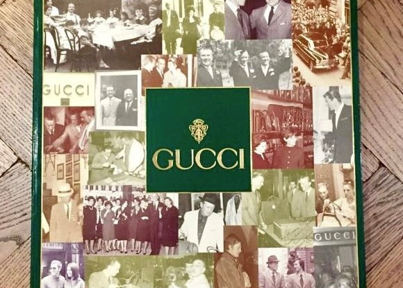 A Gucci book.