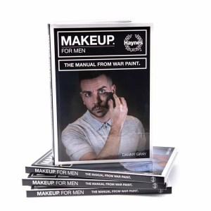 War Paint's makeup manual.