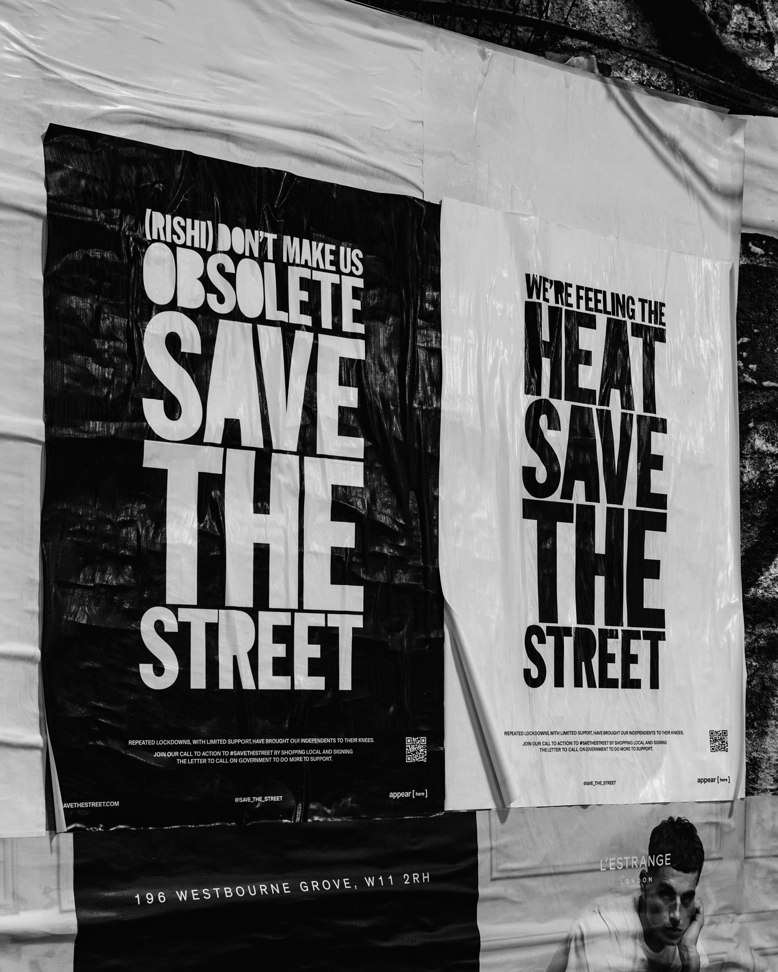Save the Streets campaign