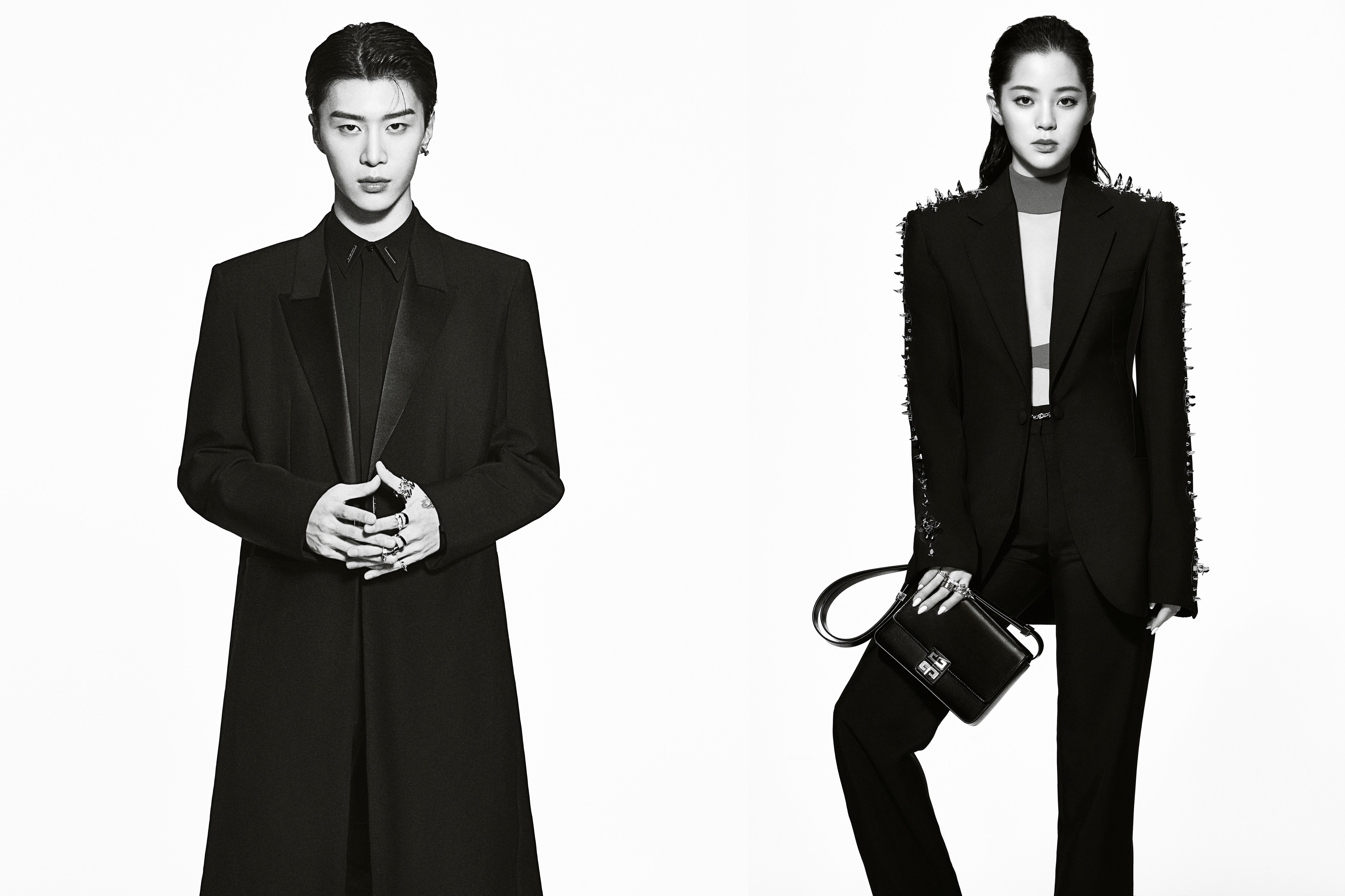 Fan Chengcheng, Nana Ou-Yang are Givenchy's Brand Ambassadors in China