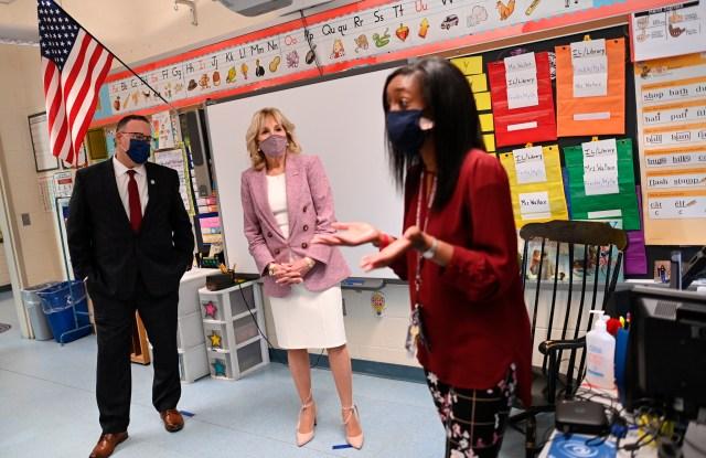 Jill Biden and Education Secretary Go Back to School.jpg
