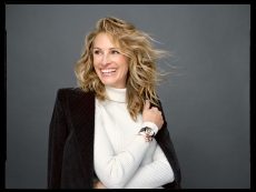 Julia Roberts Becomes the Ambassadress for Chopard