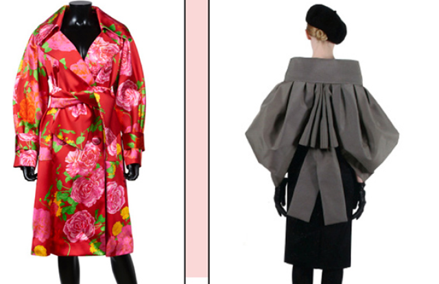 Artcurial held an auction of pieces designed by Kenzo Takada.