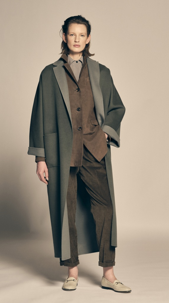 Kiton Fall 2021 collection.