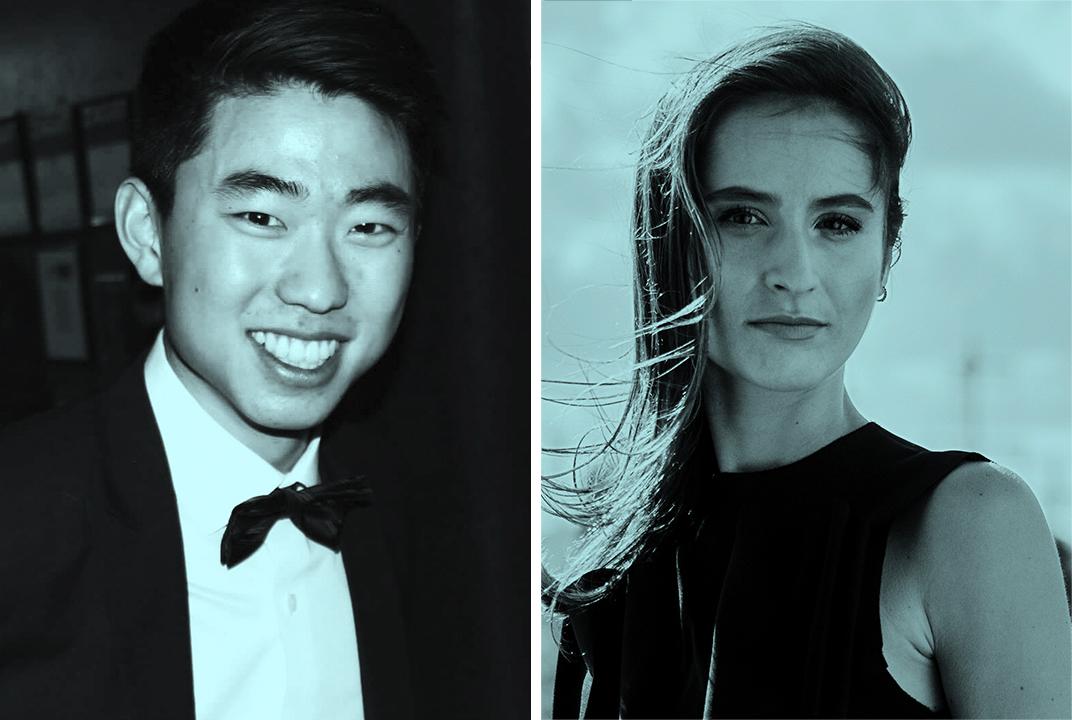 Ryan Kang and Natalie Brzezinski