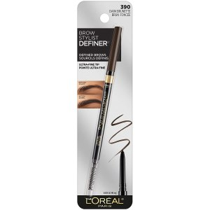 L'Oreal Paris Makeup Brow Stylist Definer Waterproof Eyebrow Pencil, best eyebrow pencils