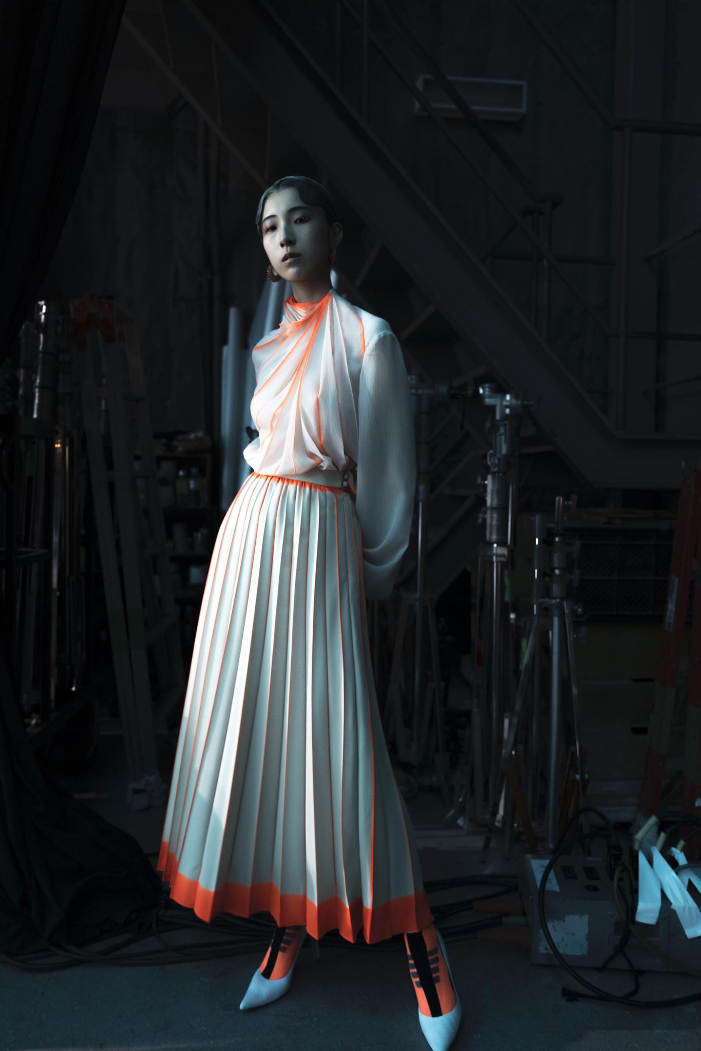 Mame Kurogouchi RTW Fall 2021