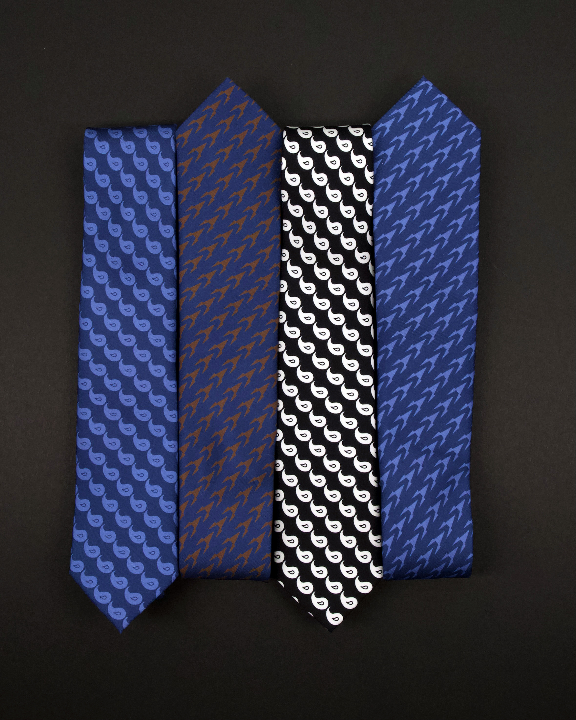 Styles from the Tie Bar X Michel Men collaboration
