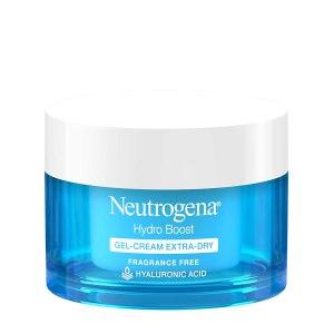 Neutrogena Hydro Boost Gel-Cream Extra-خشک بدون عطر ، بهترین مرطوب کننده های بدون عطر