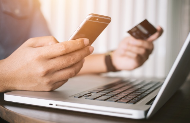 About 50 percent of consumers indicated they would be doing more shopping online compared to 2019.