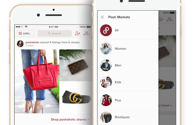 Poshmark is one of five peer-to-peer marketplaces forming the new PASS Coalition.