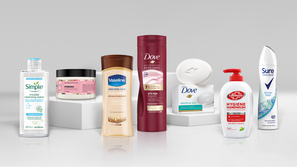 """Unilever is removing the word """"normal"""" from its beauty and personal care packaging and advertising."""