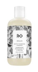 شامپو غلیظ کننده R + Co Dallas Biotin ، بهترین شامپوهای ضخیم کننده مو