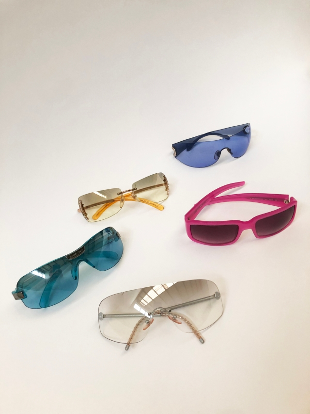 Vintage La Perla ، Armani ، Gucci ، D&G و Prada توسط Olivia La Roche فروخته شده است