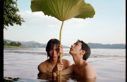 Min Hyun Woo for Selfridges' Good Nature campaign