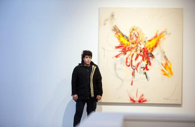 Painter Robert Nava Brings His Angels to Chelsea.jpg