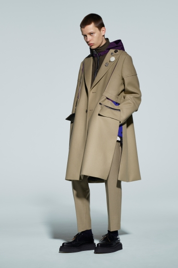 Sacai Men's Fall 2021