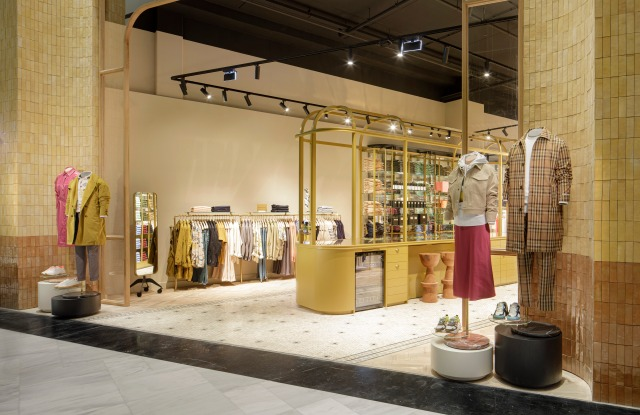 Scotch & Soda's new store at Westfield Mall of the Netherlands