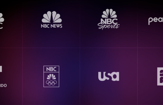 NBCU's brands.