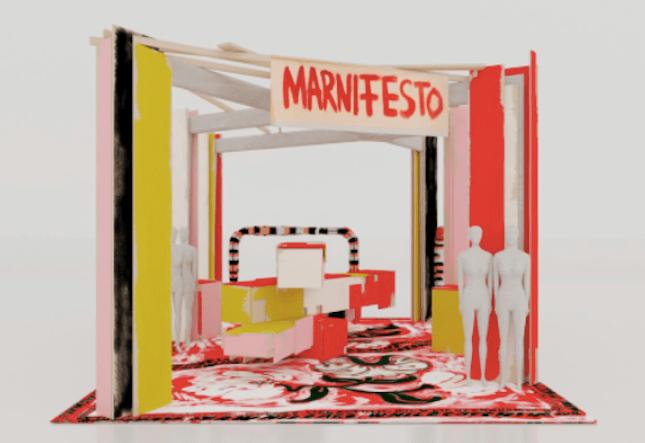 Marni pop-up store