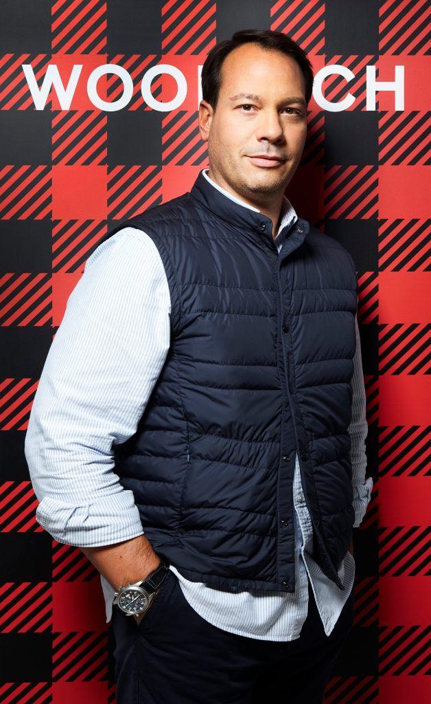 مدیر عامل شرکت وولریش ، استفانو ساکونه