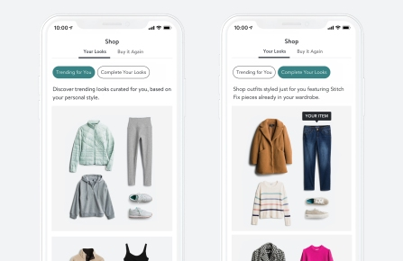"""Stitch Fix looks to services like Shop, aka """"direct buy,"""" to grow the business. Shop is slated to expand in Q4 to people who have never bought from the platform before."""