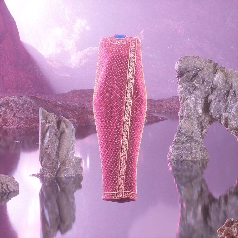 "August Getty Atelier reveals ""Tinitus."""