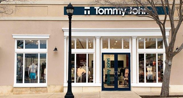 Tommy John store