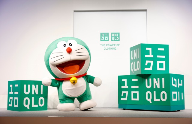 Doraemon Uniqlo sustainability