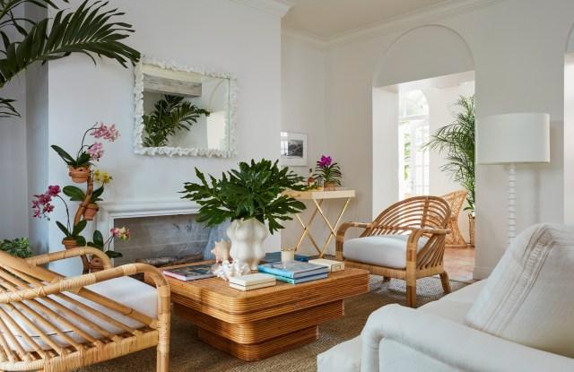 Aerin Villa Jasmine will be a pop up shop at colony palm beach