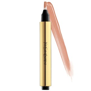 Yves Saint Laurent Touche Éclat All-Over-Brightening Concealer Pen, best concealers for dry skin