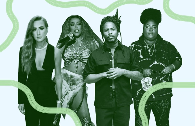 Best new artist nominees for the 2021 Grammy Awards