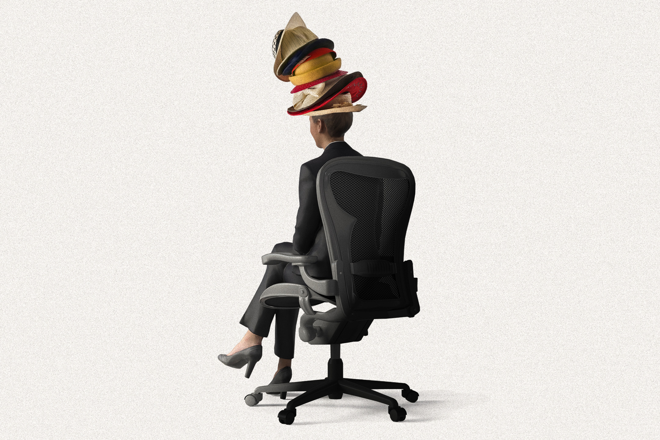 As retailers cut back and consolidate the ranks, executives find themselves wearing several hats.