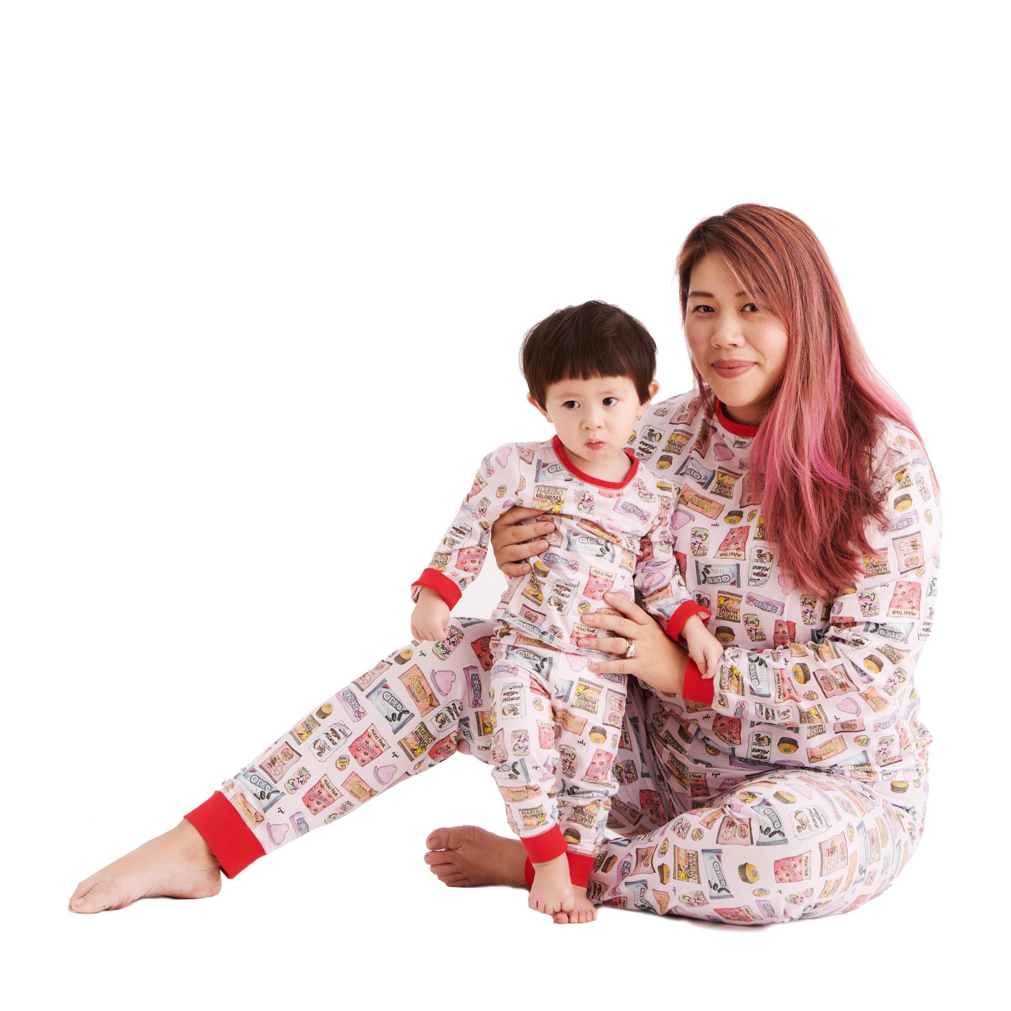 Christina J. Wang Releases Mom + Mini Collection