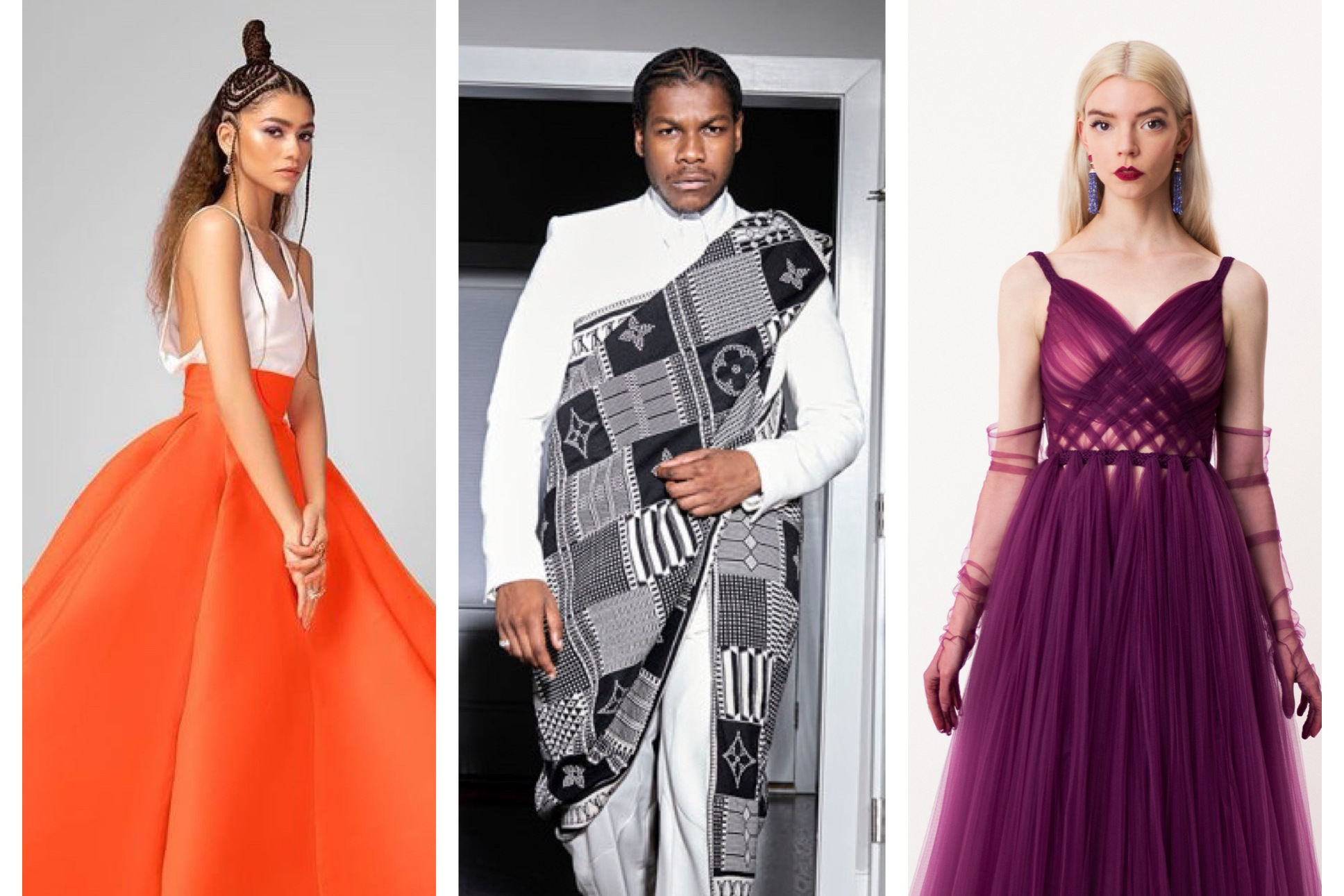 Critics' Choice Awards 2021 Fashion: Best Red Carpet Looks