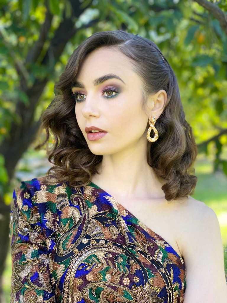 Golden Globes 2021: Best Beauty Looks
