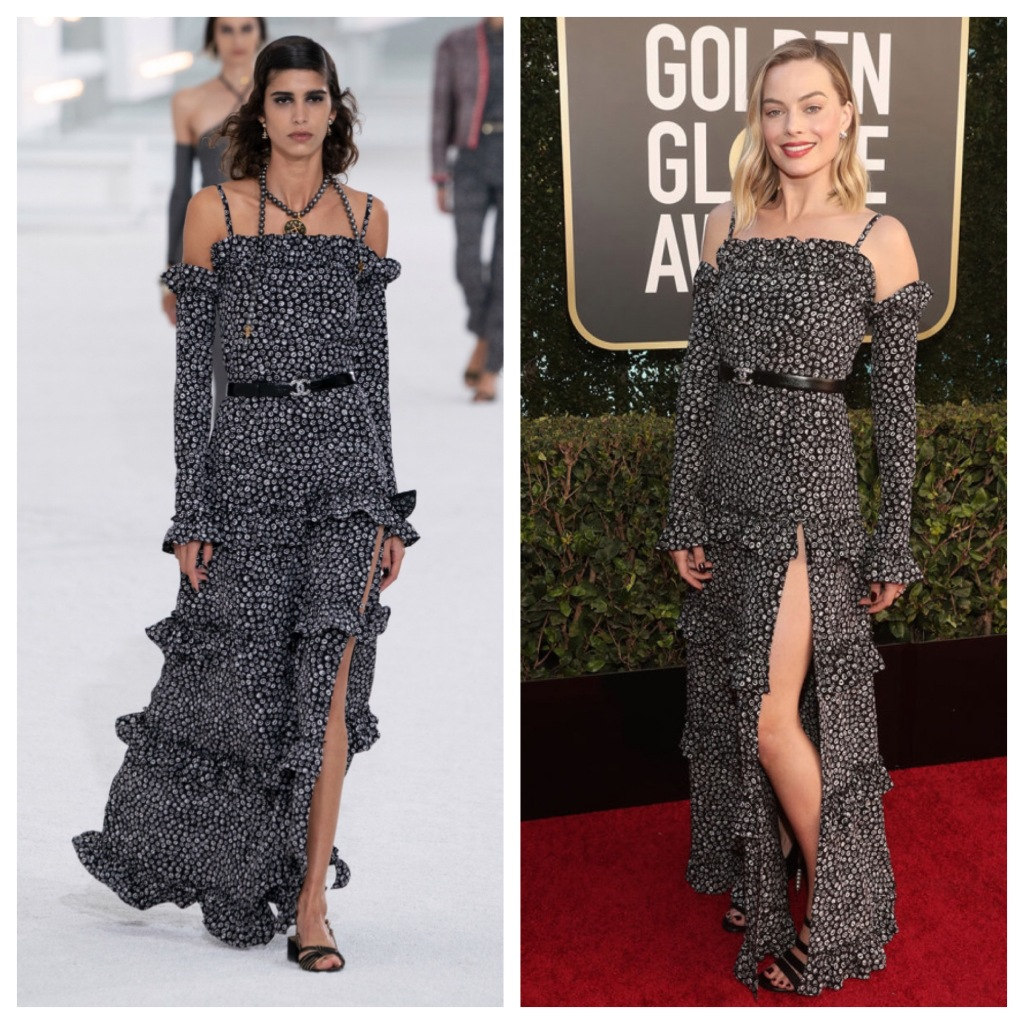 Golden Globes 2021 Fashion: How 11 Red Carpet Outfits Looked on the Runway