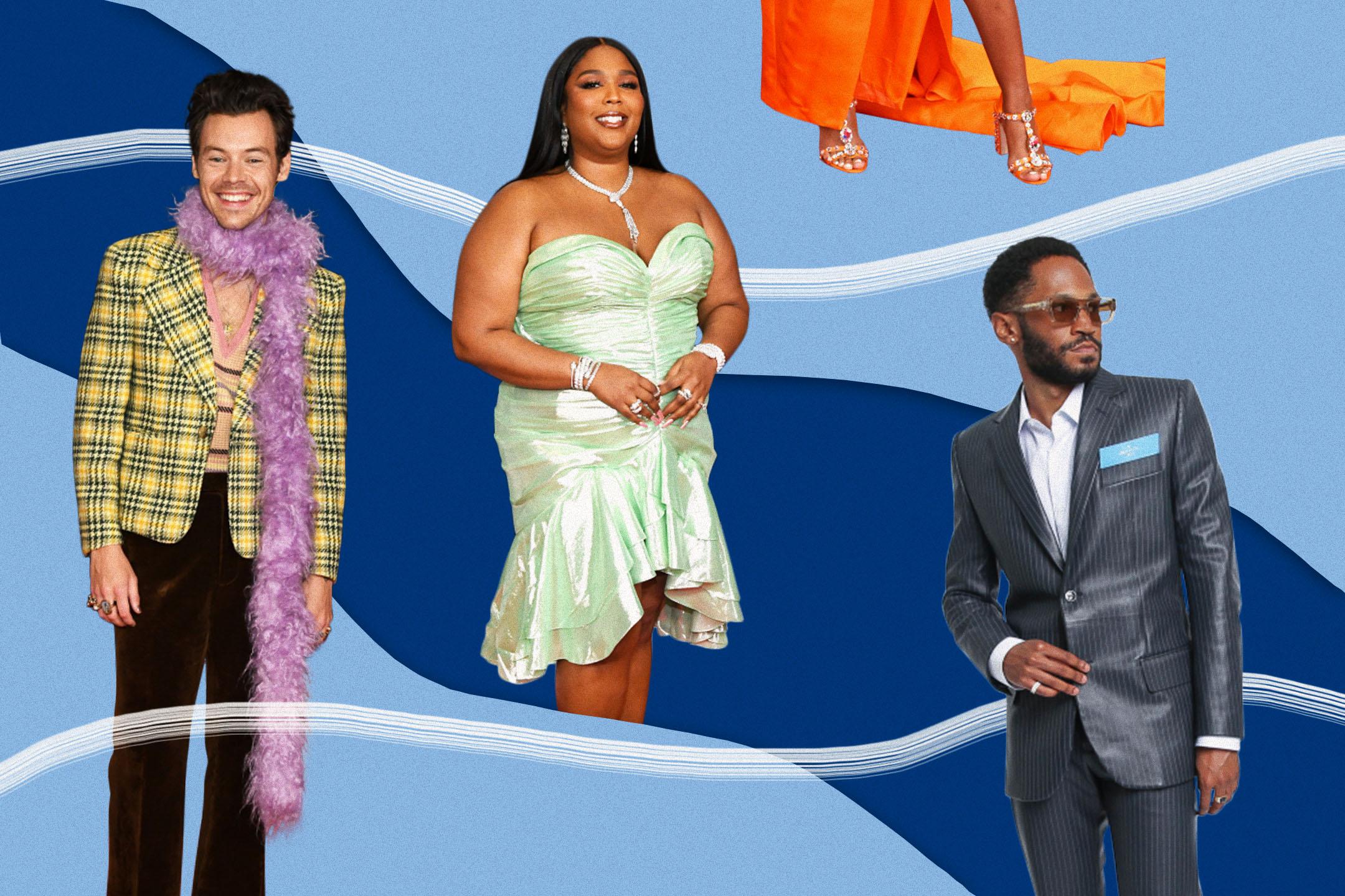 Grammys Red Carpet Fashion Style Looks: Dua Lipa, Megan Thee Stallion  WWD