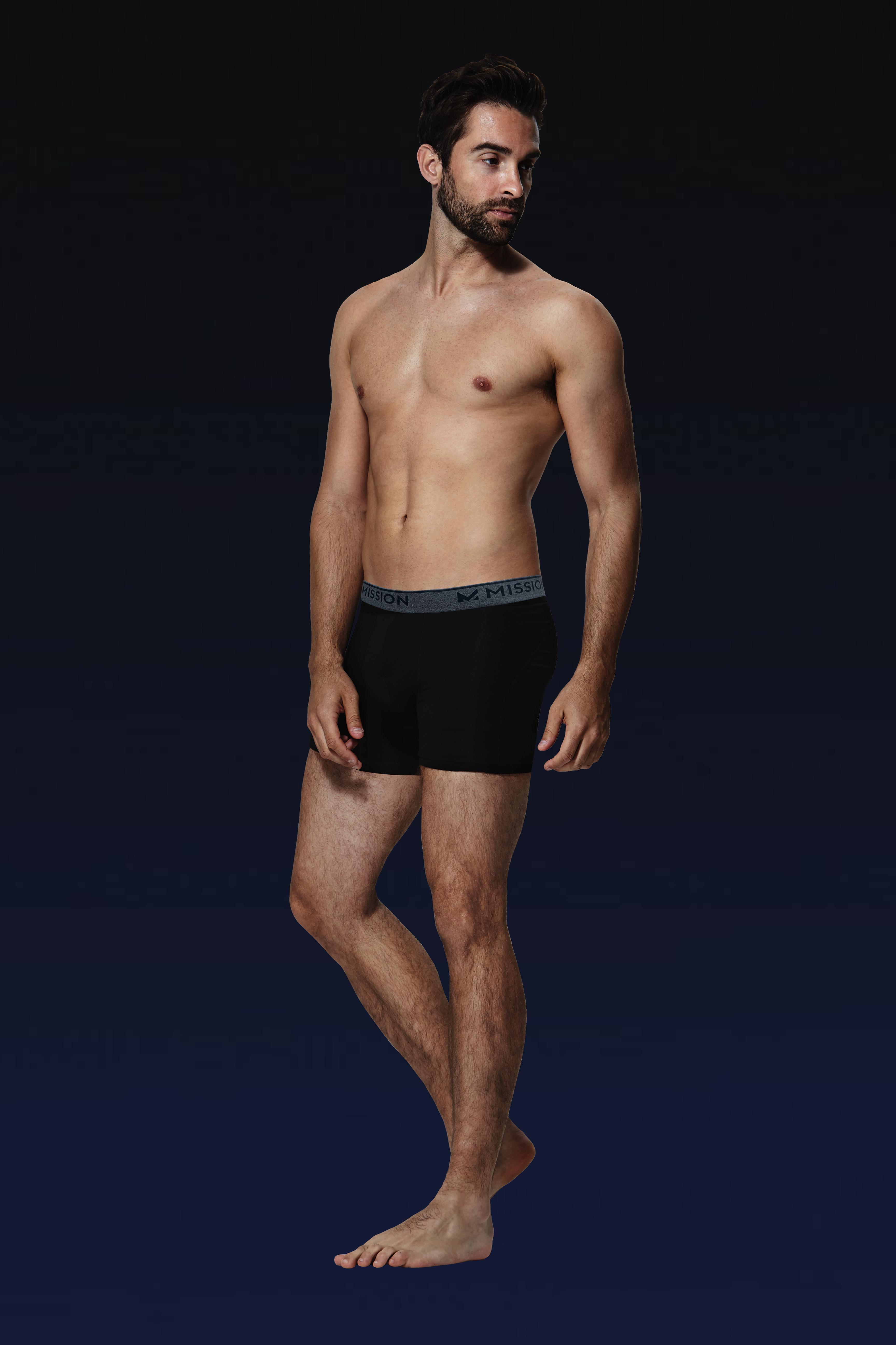 Mission underwear.