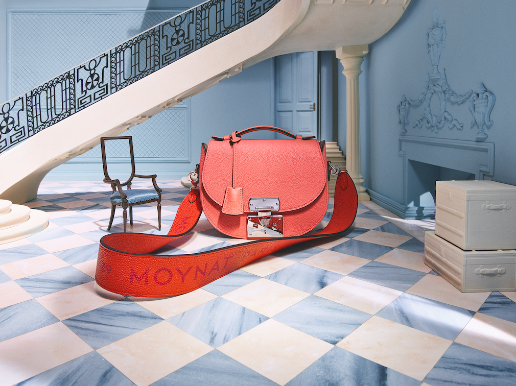 An image from Moynat's campaign